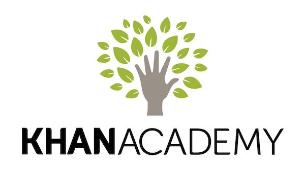 Link to Khan Academy website opening in new window